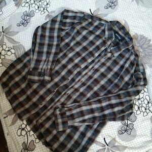 Pre loved ❤️ XXL long sleeve Flannel shirt